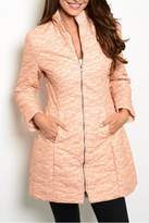 Ark & Co Peach Wind Coat