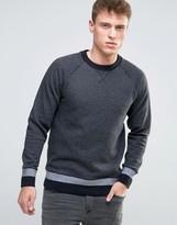 Esprit Sweatshirt with Cuffed Hem Detail