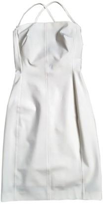Plein Sud Jeans Ecru Dress for Women