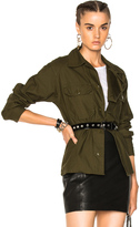 Engineered Garments Reversed Sateen Field Shirt