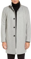 Theory Men's 'Belvin' Wool Blend Car Coat