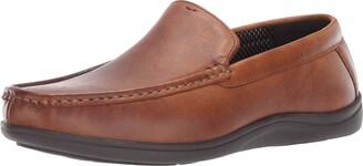 Nunn Bush Men's Brentwood Moccasin Venetian Loafer Slip-On