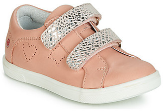 GBB BALOTA girls's Shoes (Trainers) in Pink
