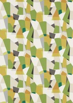 Pucci Scion Fabric Acid/Leaf/Moss
