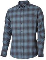 Royal Robbins Men's Performance Flannel Ombre Long Sleeve Shirt