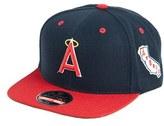 American Needle 'Anaheim Angels - Blockhead' Snapback Baseball Cap