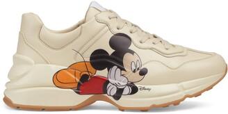 Gucci Women's Disney x Rhyton sneaker