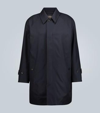 MACKINTOSH Reversible cotton raincoat