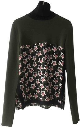 Ungaro Green Wool Knitwear for Women