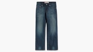 Levi's 505 Regular Fit Big Boys Jeans (Husky) 8-20