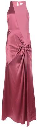 Cinq à Sept Suzanne two-tone gown