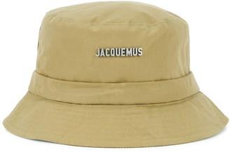 Jacquemus Le Bob Gadjo Cotton Bucket Hat