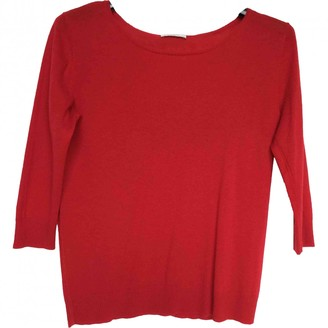 Eres \N Red Cashmere Knitwear for Women