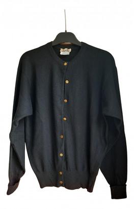 Hermes Black Cashmere Knitwear