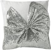 By Caprice Bow Filled Cushion
