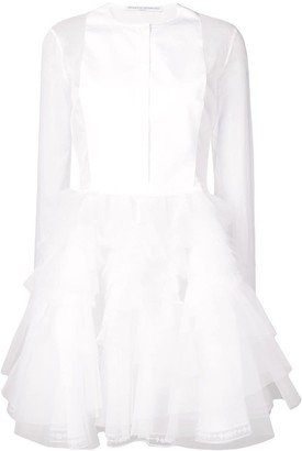 Ermanno Scervino Layered Tulle Dress