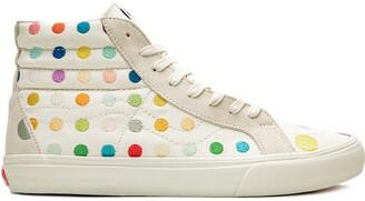 Vans x Damien Hirst x Palms Sk8-Hi Reissue sneakers