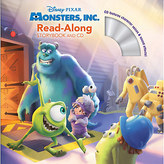 Disney Monsters Inc. Read-Along Storybook and CD