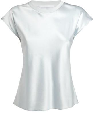 Helmut Lang Silk-Blend T-Shirt