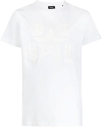 Diesel 3D print T-shirt