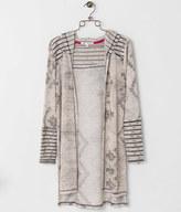 Jolt Southwestern Print Cardigan Sweater
