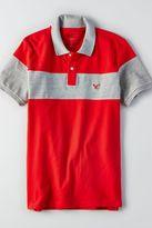 American Eagle Outfitters AE Flex Stripe Polo
