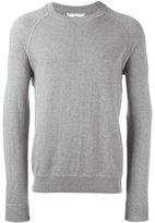 Ami Alexandre Mattiussi raglan sleeve sweater