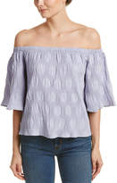 Sugar Lips Sugarlips Ophelia Cold-Shoulder Top