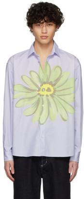 Jacquemus Purple La Chemise Henri Shirt