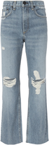 Rag & Bone Shaker High-Rise Cropped Straight Jeans