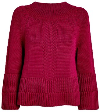 Max & Co. Ribbed Sweater