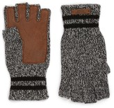 Polo Ralph Lauren Men's Ragg Merino Wool Blend Fingerless Gloves