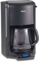 Krups 12-Cup Automatic Programmable Coffee Maker