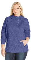 Columbia Women's plus-size Darling Days Plus Size Pullover Hoodie