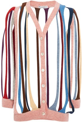 J.W.Anderson Tubular Knitted Cardigan