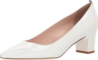 Sarah Jessica Parker Women's Katrina Pointed Cap Toe Block Heel