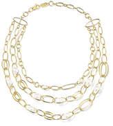 Ippolita Nova 18-karat Gold Pearl Necklace