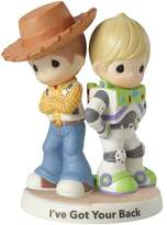 "Precious Moments I've Got Your Back"" Toy Story Figurine"