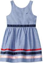 Nautica Chambray Dress