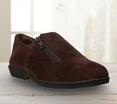Propet Zip-up Loafers - Shannon