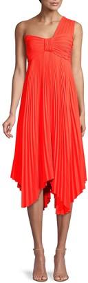 A.L.C. Marbury One-Shoulder Dress
