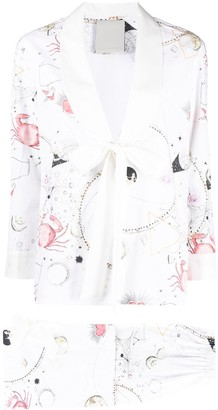 Seen Users Cancer Horoscope Trouser Suit