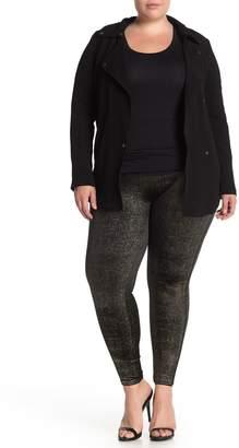 Spanx Velvet Shine Leggings (Plus Size)