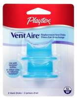 Playtex 2® Pack VentAire Advanced Replacement Vent Disks