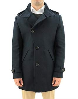 Daniel Hechter Wool Top Coat