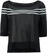 Fendi striped blouse - women - Polyamide/Viscose - 42