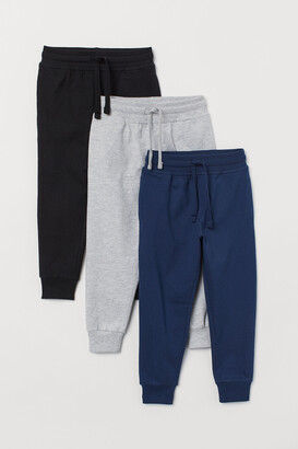 H&M 3-pack Joggers