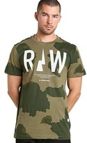 G Star Men's Rowack R T Short-Sleeve T-Shirts