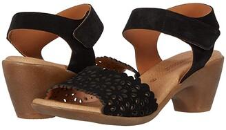 Eric Michael Norah (Black) Women's Shoes