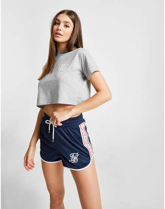 SikSilk Women's Tape Athletic Shorts